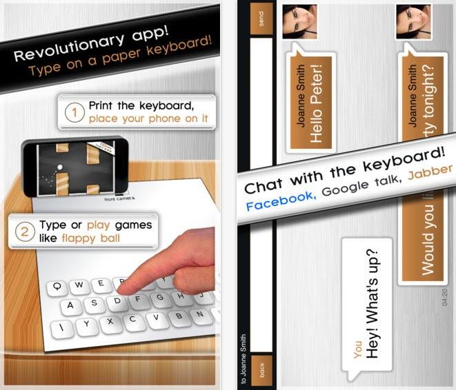 paper-keyboard-app