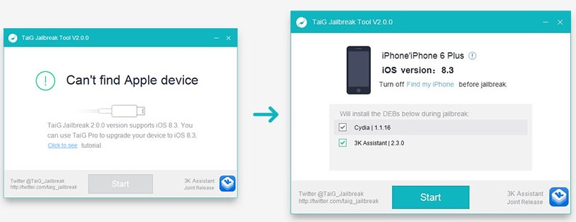 download ios 8.3 untethered jailbreak