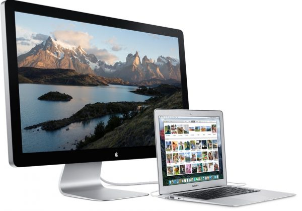 apple thunderbolt display discontinued