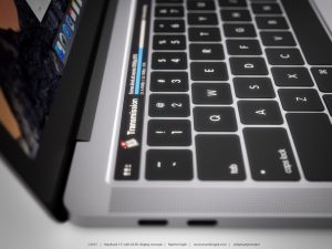 macbook pro 2016 design transmission bt