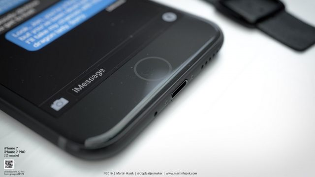 iphone 7 space black imessage