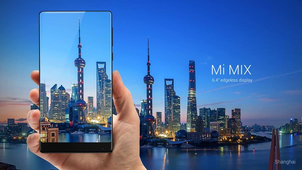 xiaomi mi max android smartphone