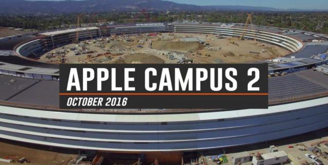 apple campus 2 october 2016