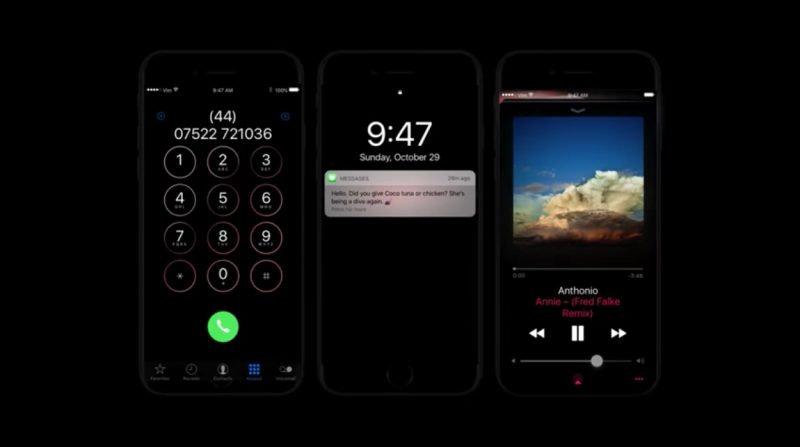 iphone 8 ios 11 concept video