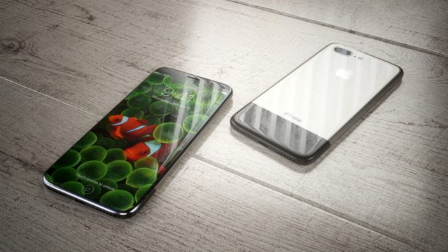 iphone 8 design concept photos