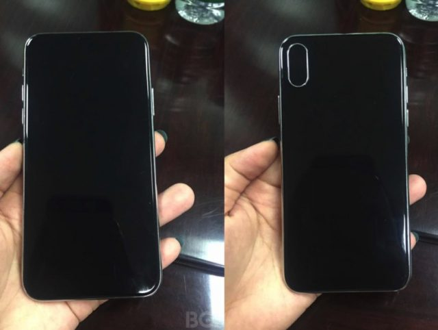 iphone 8 final design photo