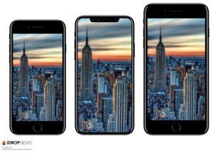 iphone 8 design leaked
