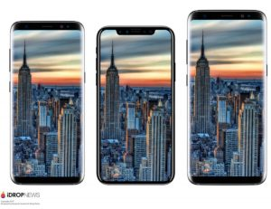 iphone 8 galaxy s8 comparison