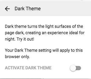 youtube dark mode tutorial