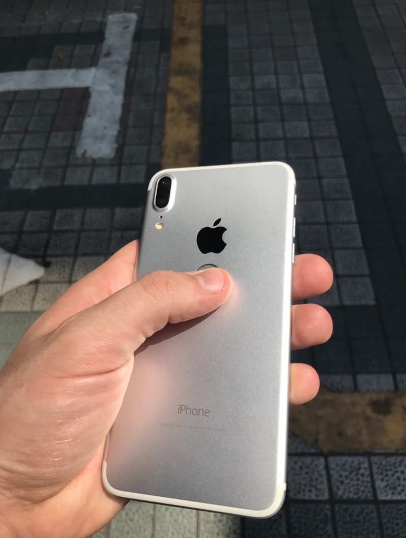 iphone 8 white color leaked