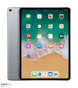 ipad pro 2018 model bezel less display