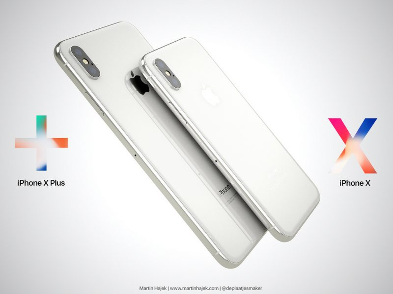 iphone x plus concept image