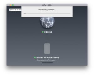 apple airport firmware update download