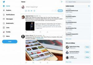 twitter design 2019