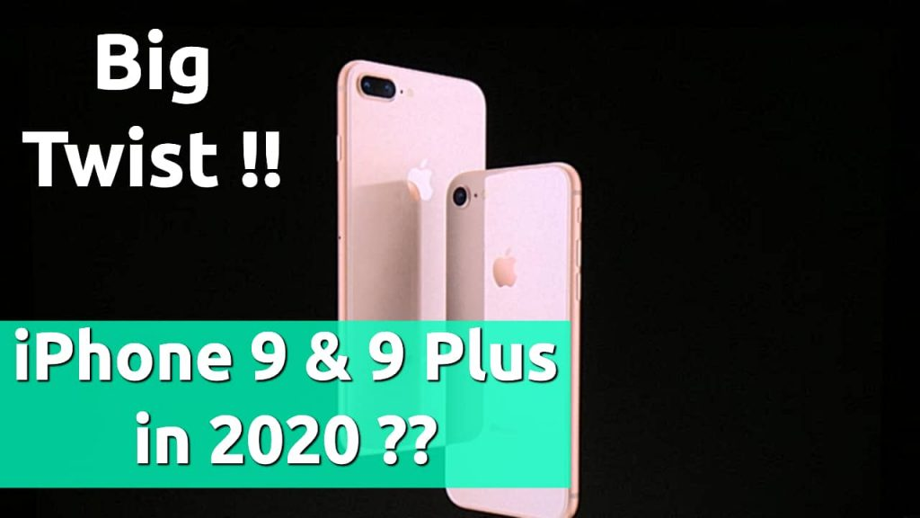 iphone 9 plus release 2020