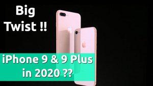 iphone 9 plus release 2020
