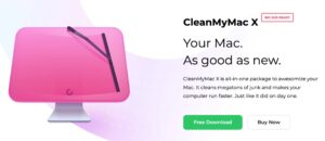cleanmymac x m1 mac download