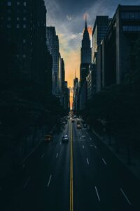 city life oneplus nord wallpaper