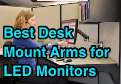 Best Desk Mount Arms for Monitors