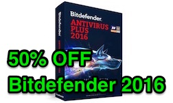 Bitdefender Coupon Codes 2016