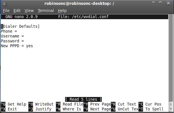 22 Configuring Reliance EC325 CDMA netconnect with ubuntu os