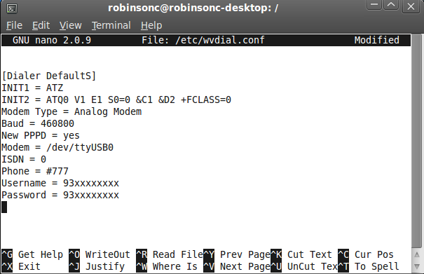 31 Configuring Reliance EC325 CDMA netconnect with ubuntu os