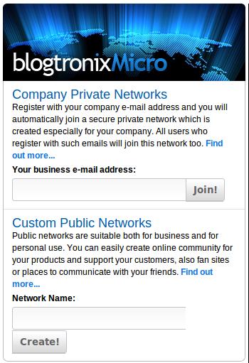 blogtronix twitter clone Twitter Script   Create Micro Social Network in Your Organization