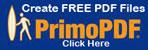 logo primopdf Top Free PDF Creator Softwares