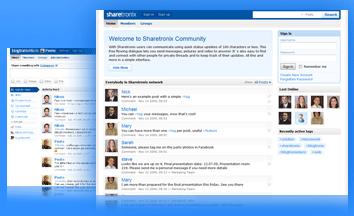 sharetronix opensource twitter Twitter Script   Create Micro Social Network in Your Organization