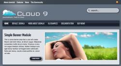 Cloud Nine Joomlashack Template Review