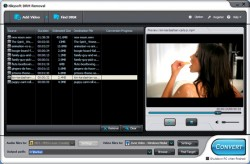drm removal sc 250x164 iSkysoft Video Converter for Windows