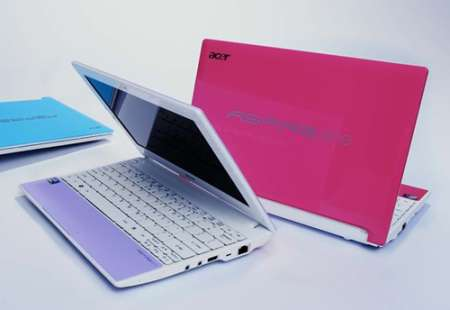 Acer Aspire One Happy Netbook