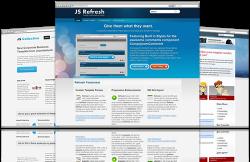 Joomlashack Launches 3 New Joomla Templates