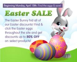 Joomlashack Easter Promo, upto 50% Discount