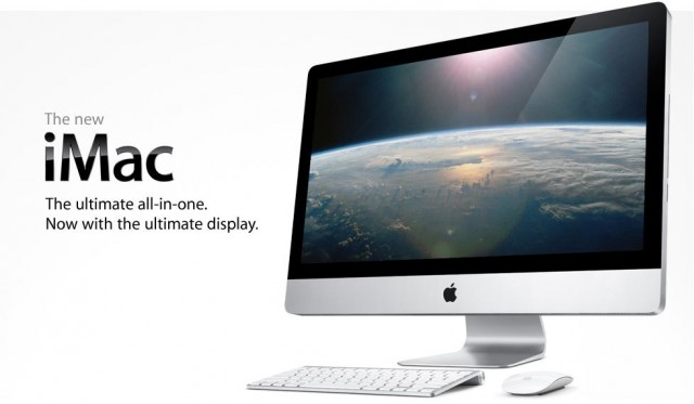 New iMac Release