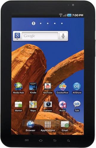 Samsung Galaxy Tab Wifi Edition