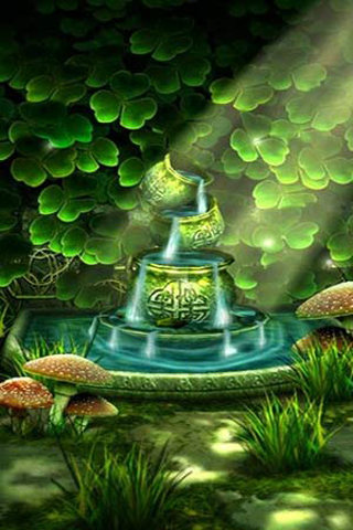 Celtic Garden Live Wallpaper 5 Best Live Wallpapers for Android Mobile
