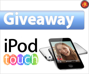 ipodtouch giveaway