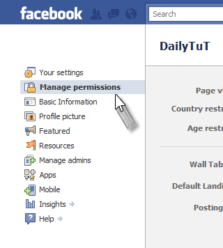 how to make your likes on facebook page visible