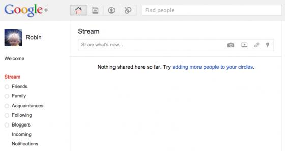google plus invite