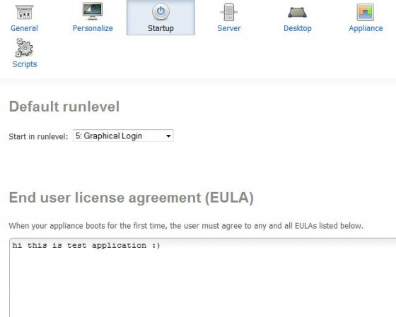 eula 560x449 How to Build Your own LINUX Distro in Less than 5 Minutes ?
