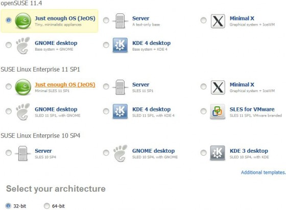 template2 560x411 How to Build Your own LINUX Distro in Less than 5 Minutes ?