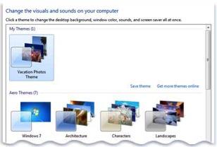 Windows Desktop Theme 3