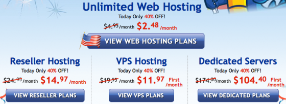 hostgator 40 discount