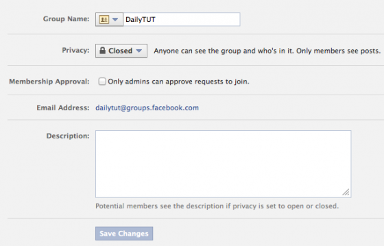 how to find facebook group url