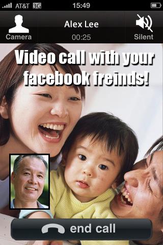 facebook video call 1