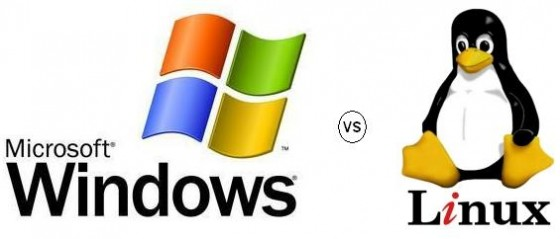 windows os vs linux os