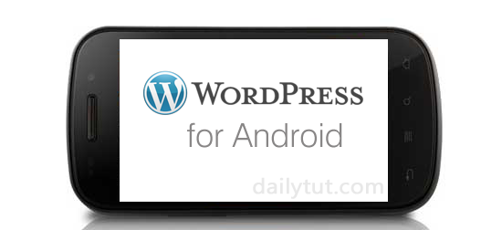 wordpress-in-android