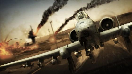 Tom clancy's Hawk 2