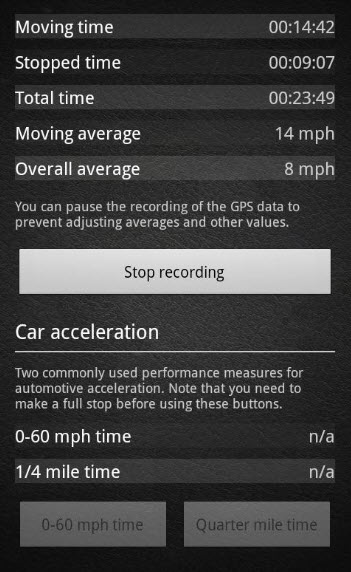 speedview android app